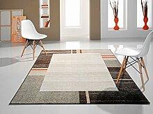 Design Teppich terra 160 cm x 230 cm