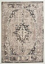 Design Teppich Vintage Used Antik beige 80 x 150 cm