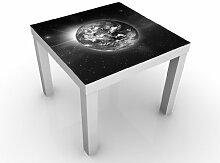 Design Tisch Weltall II 55x45x55cm