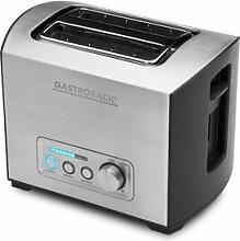Design Toaster Pro für 2 Scheiben Gastroback