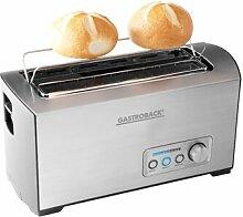 Design Toaster Pro für 4 Scheiben Gastroback