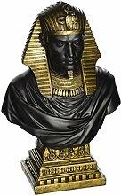 Design Toscano Ägyptischer Pharao Ramses II,