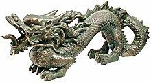 Design Toscano Asiatischer Drachen der