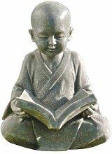 Design Toscano Baby-Buddha studiert die fünf Silas (Tugenden), Figur