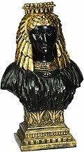 Design Toscano Büste der ägyptischen Königin