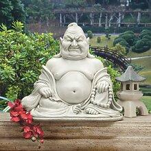 Design Toscano DB383086 Der Lachende Buddha von Maitreya Statue