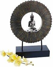 Design Toscano Der spirituelle Buddha, Figur