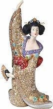 Design Toscano Die Asiatische Odoriko Geisha - Figurenkollektion: Aiko