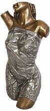 Design Toscano Gelassenheit, Figur mit weiblichem Torso