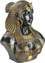 Design Toscano Königin Kleopatra, Neoklassische