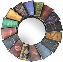 Design Toscano Lord Byrons Bücherkompendium,