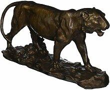Design Toscano Schleichender Tiger, Figur