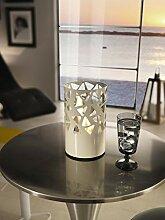 Design Twist Tischkamin 0.4 L weiß