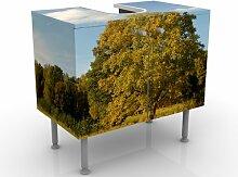 Design Waschtisch Beautiful Autumn 60x55x35cm