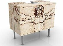 Design Waschtisch Da Vinci 60x55x35cm