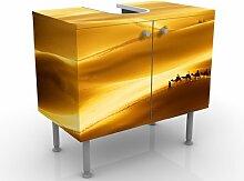 Design Waschtisch Golden Dunes 60x55x35cm