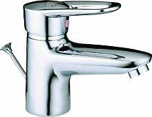 Design Waschtischarmatur Einhebelmischer mit