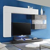 Designer Wohnwand Modern Gunstig Online Kaufen Lionshome