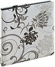 Designalbum Grindy, weiß, 30x30 cm