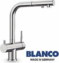 Designer 3-Wege-Brause-Armatur BLANCO Chrom mit