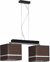 Designer Decken Pendel Leuchte Lampe Retro Deckenleuchte Hotel Büro E27 Power LED Cascada 5