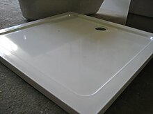 Designer Duschtasse 120x90x4 cm extra flach Serie