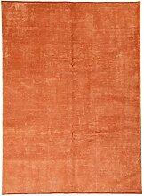 Designer Gabbeh Teppich Orientalischer Teppich 288x209 cm Handgeknüpft Designer