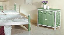 Designer-Kommode Lavia, grün