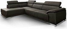 Designer Polster-Ecksofa Amalfi Candy Sofa 3C