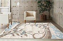 Designer-Rutschfeste rechteckige Teppiche