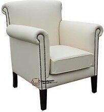 Designer Sofas4u Chesterfield Havana Arm Stuhl
