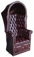 Designer Sofas4u Chesterfield Porter's Chair