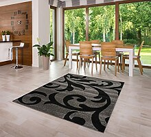 Designer Teppich Friese Modern Verschiedene