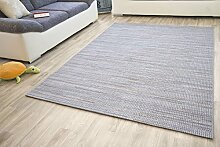 Designer Teppich Modern Dalarna Design in Melange