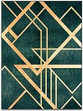 Designer Teppich Moderner Teppich Vintage