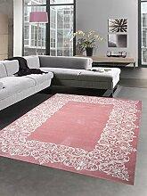 Designer Teppich Wohnzimmerteppich Kurzflor