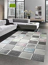 Designer und Moderner Teppich Kurzflorteppich mit