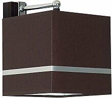Designer Wandleuchte Wand Strahler Lampe Retro Design Restaurant Bar Salon E27 LED Cascada 1