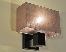 Designer Wandleuchte Wand Strahler Lampe Retro