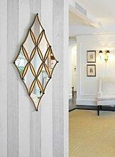Designer Wandspiegel : Modell COMETA