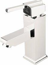 """Designer Waschtischarmatur Badarmatur Waschbecken Wasserhahn von DEANTE Modell """"CUBIC"""