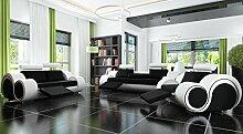 Designersofa Sofagarnitur Sofa Couch Polster