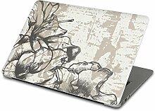 Designfolie Apple MacBook Air 11   Laptopaufkleber Schutz-Hülle Laptop-Folie Sticker Aufkleber Notebookfolie Bumper   Design Motiv Styleful Vintage 1