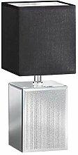 Designklassiker: Eckige LED Tischleuchte klein mit