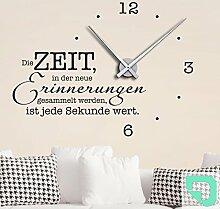 Wandtattoo Uhr In Vielen Designs Online Kaufen Lionshome