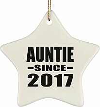 Designsify Auntie 2017–Keramik-Dekoration,