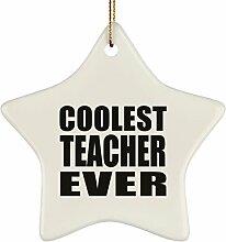Designsify Coolest Teacher Ever,