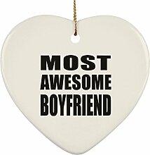 Designsify Most Awesome Boyfriend