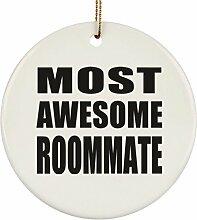 Designsify Most Awesome RoomMate, Keramik,