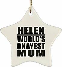Designsify Mutter-Ornament Helen World's